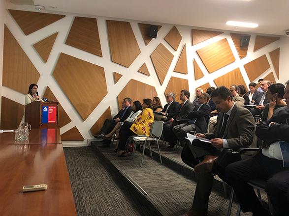 Comisión de Usuarios lanza su Informe y Estudio Anual año 2018